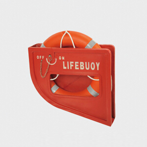 Quick Release for Lifebuoys