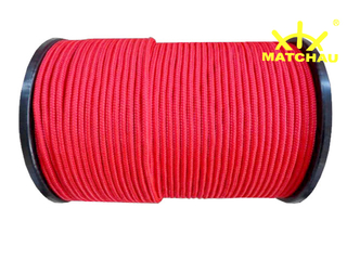 12 Strands Mooring Rope