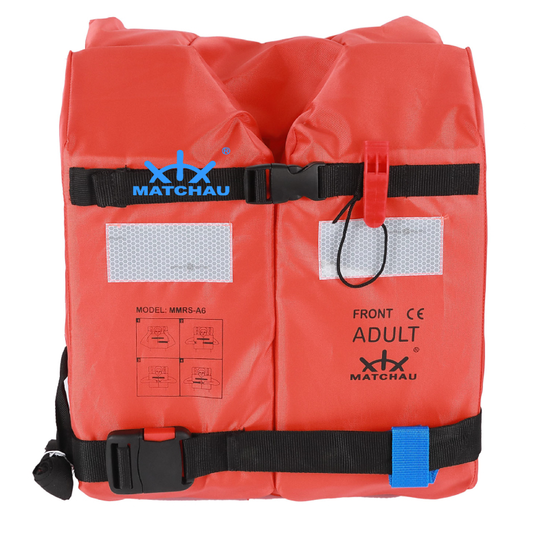150N EPE Foam Life Jacket for Adult MMRS-A6