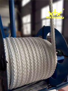 8 Strands Mooring Rope