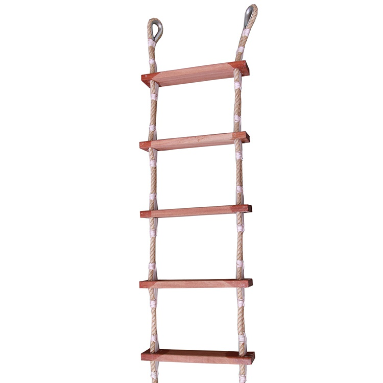 Wood Step Embarkation Ladder