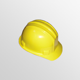 PE Safety Helmet Triple-vien Type