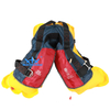 Auto + Manual Type 275N Twins Air Chamber Inflatable Life Jacket