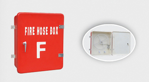 Fire Hose Box - Bilayer