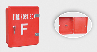 Fire Hose Box - Small