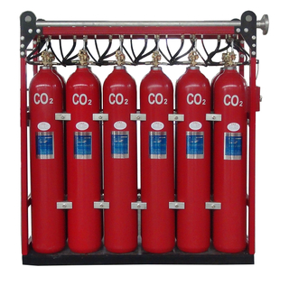 Marine CO2 Fire Extinguisher Plant