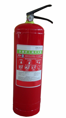 Portable Dry Powder Fire Extinguisher